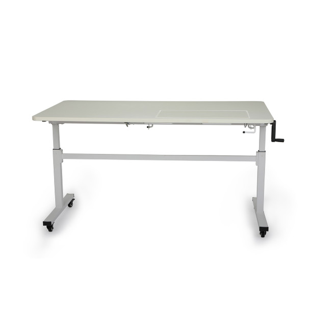 Kangaroo Kabinets Tasmanian Height Adjustable Table