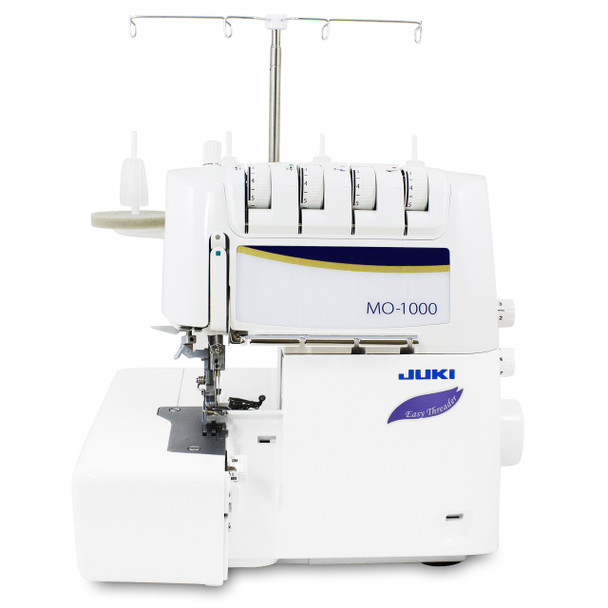 Juki MO 1000 Serger With Jet Air Threading Technology