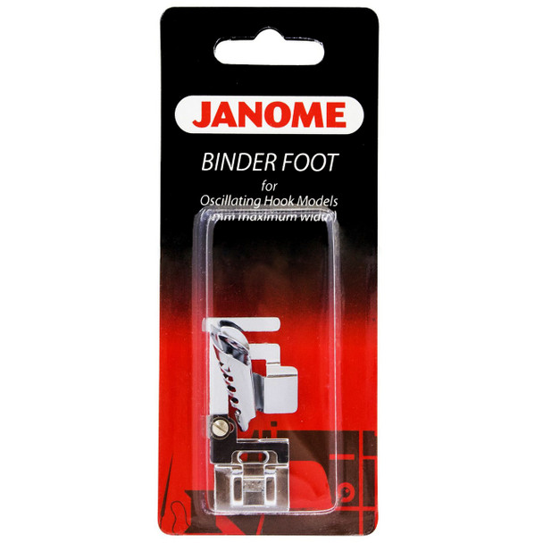 Janome Front Load Binder Foot