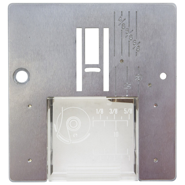Janome Needle Plate for S-750, 712T and Necchi FB-12