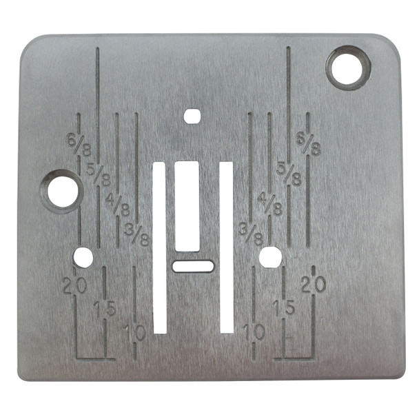 Janome Needle Plate for Front Loading Machines 2206 2212 222 3128 and More!