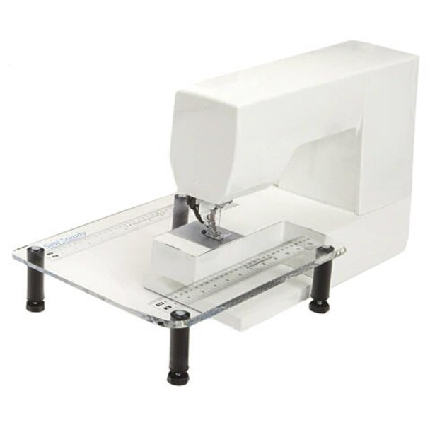 Sew Steady 11.5 x 15 Extension Table Fits Janome 7330, DC2010 and More