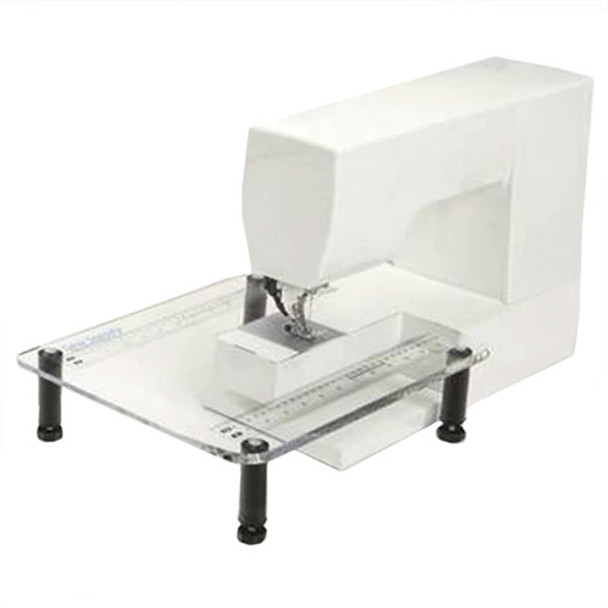 Sew Steady 11.5 x 15 Extension Table Fits Janome 7318, Sewist 525, 500 and More
