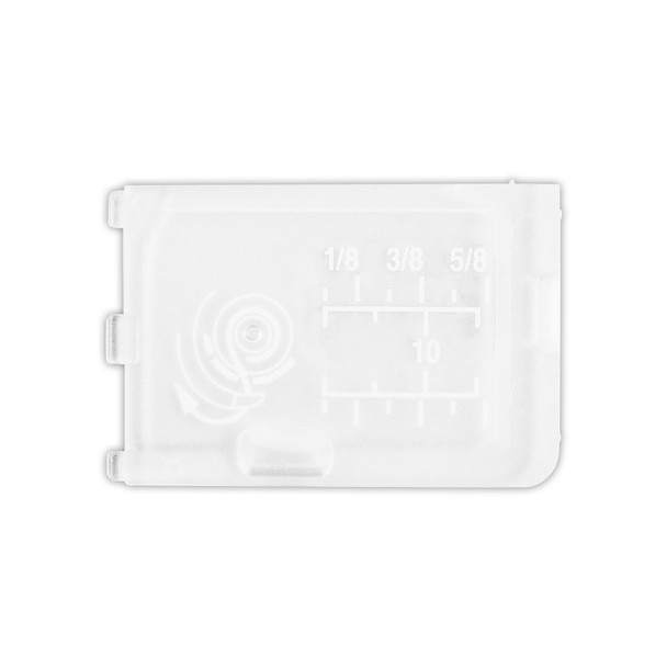 Janome Hook Cover Plate Fits MC9900, MC15000 & Others