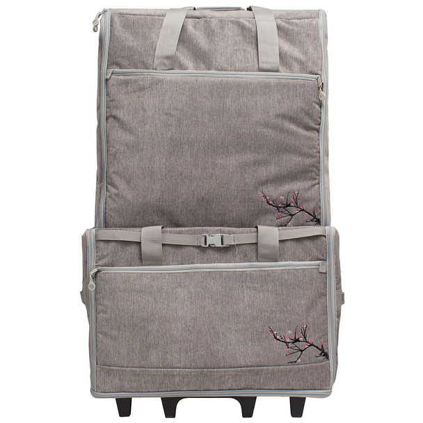 """BlueFig Designer Series DS23 Blosson 23"""" - 2 Piece Combo In Gray"""