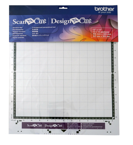 "Brother Scan and Cut 12"" x 12"" Standard Cutting Mat"