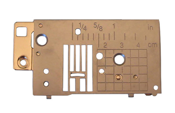 Needle Plate Assembly Fits Brother NV6000D and Babylock BLSO and More!