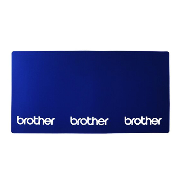 "Brother Large Blue Anti Vibration Muffler Mat 17"" x 33"""