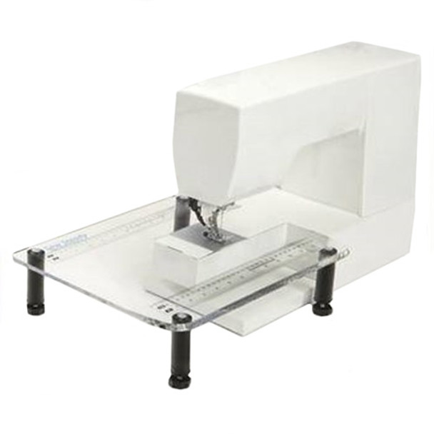Sew Steady 18 x 24 Extension Table Fits Janome CoverPro 1000 and 900CPX