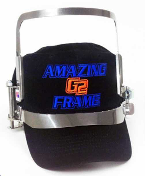 Hooptech Gen 2 Cap Frame Fits Barudan Advantage Embroidery Machines