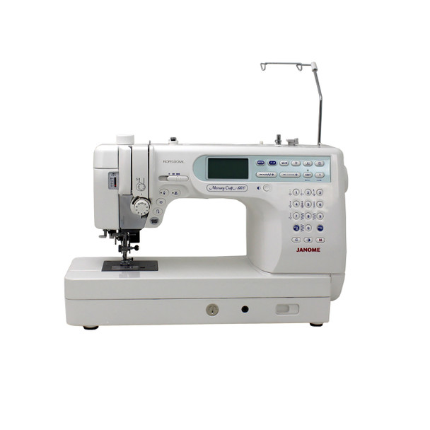 Janome Memory Craft 6600P Sewing Machine - Refurbished