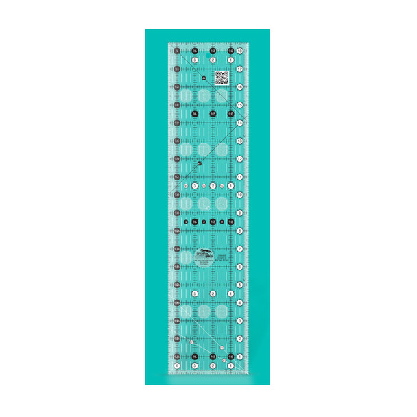Creative Grids Quilt Ruler 4-1/2in x 18-1/2in