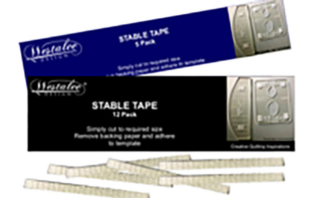 Sew Steady Westalee Stable Tape 12 Pack