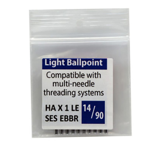 Dime EBBR SES Light Ballpoint Needles - 100 needles, size 90/14