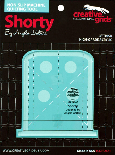 Creative Grids Machine Quilting Tool - Shorty