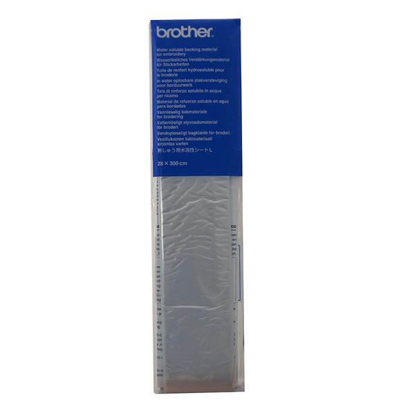 Brother SA520 Water Soluble Lightweight Stabilizer 3.2 Yard Roll