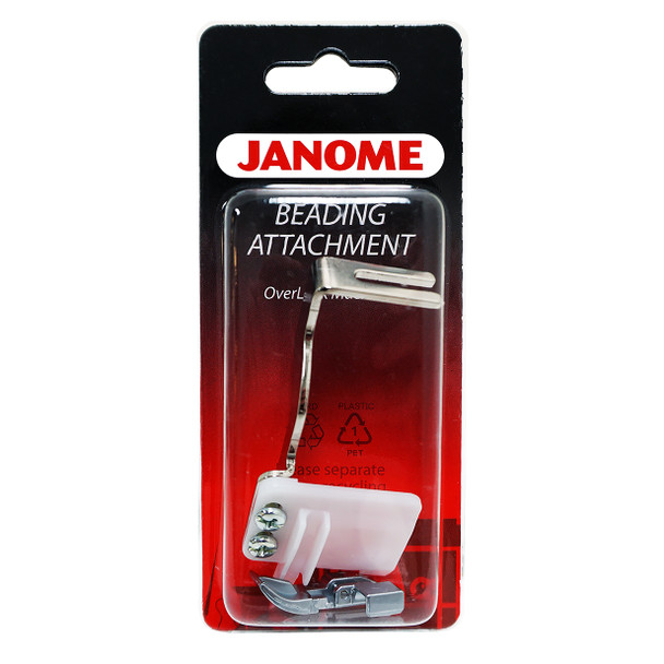 Janome Beading Foot with Attachment for Sergers