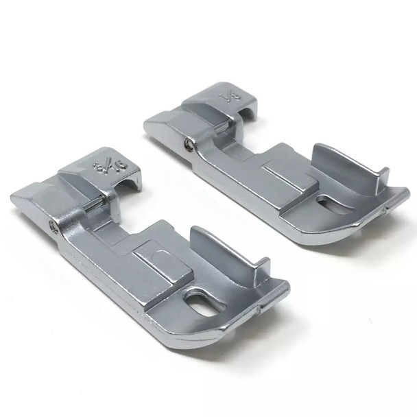 Janome 3mm and 5mm Piping Foot Set for Sergers