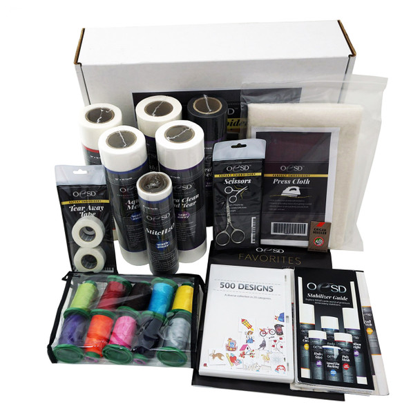 OESD Expert Embroidery Kit