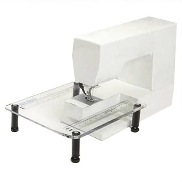"""Sew Steady 18 x 24"""" Extension Table Fits EverSewn 30"""