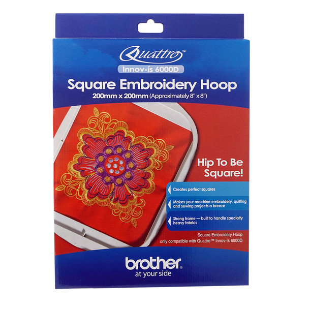 Brother Embroidery Hoop for Brother and Baby Lock SA446