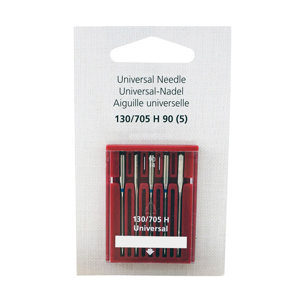 Bernina Universal needles Size 90/14 - 5 Pack