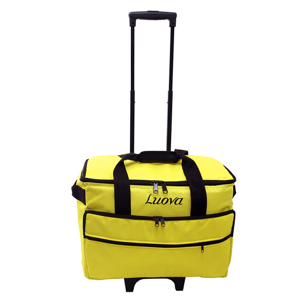 "Luova 19"" Rolling Trolley in Meadowlark Yellow"