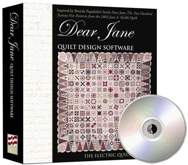 Dear Jane Quilting Software