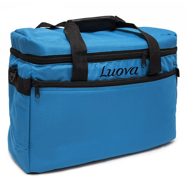 "Luova 18"" Sewing Tote in Serenity Blue"