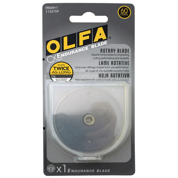 Olfa 60mm Endurance Rotary Replacement Blade