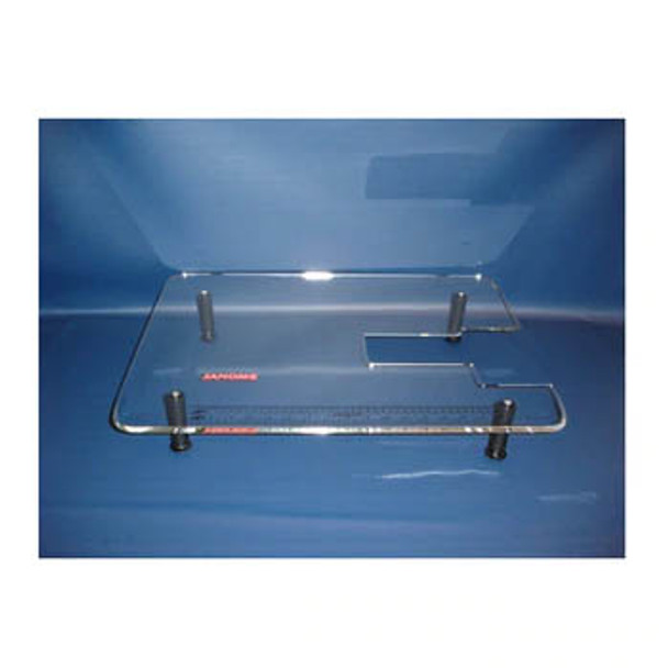 Janome Acrylic Extra Wide Extension Table for MC15000,14000,12000