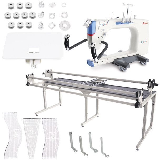 Grace Q'nique 21 Longarm Quilting Machine