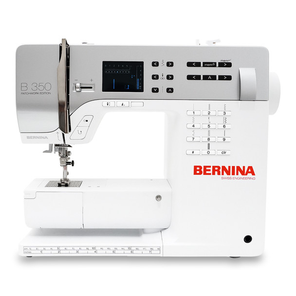 Bernina B350 Computerized Sewing and Quilting Machine