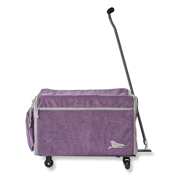 "BlueFig Wheeled Travel Bag 26"" in Songbird"