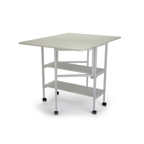 Arrow 3401 Dixie Cutting Table in White