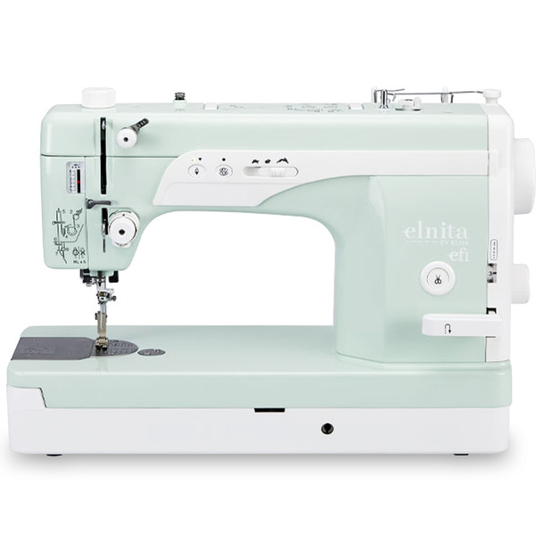 Elna Elnita EF1 High Speed Sewing and Quilting Sewing Machine
