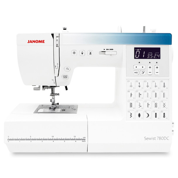 Janome Sewist 780DC Computerized Sewing Machine