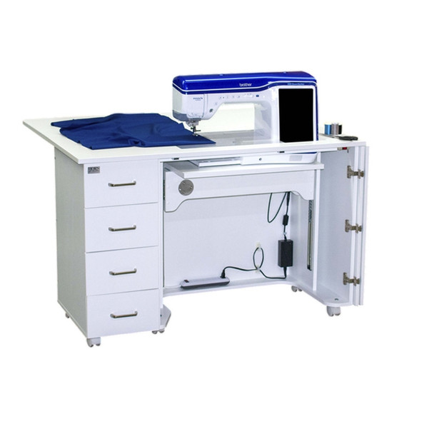 Horn 5400 Sewing Quilting and Embroidery Cabinet With Electric Lift