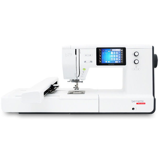 Bernina Bernette B79 Deco Sewing and Embroidery Machine