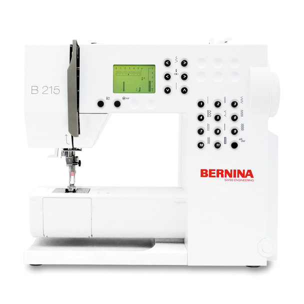 Bernina B215 Computerized Sewing Machine