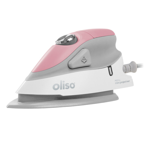 Oliso Mini Project Iron in Pink