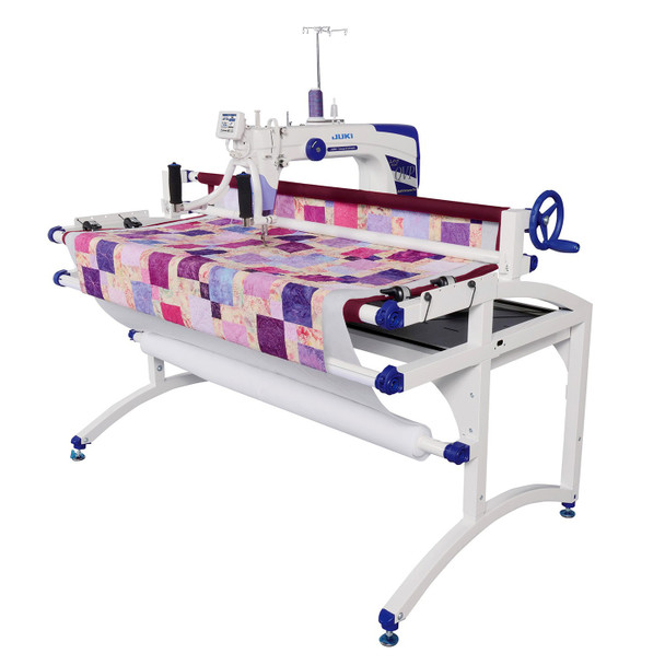 Juki Miyabi J-350QVP LongArm Quilting Machine with 5 Ft Frame