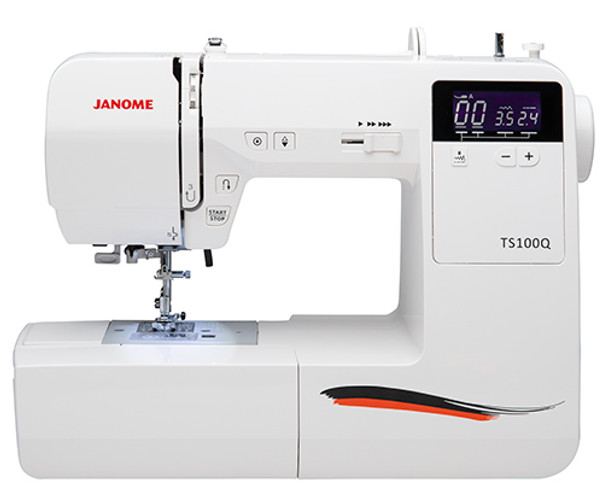 Janome TS100 Sewing and Quilting Machine - Refurbished