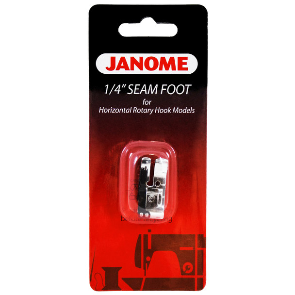 Janome Top-Load - 1/4 inch Seam Foot