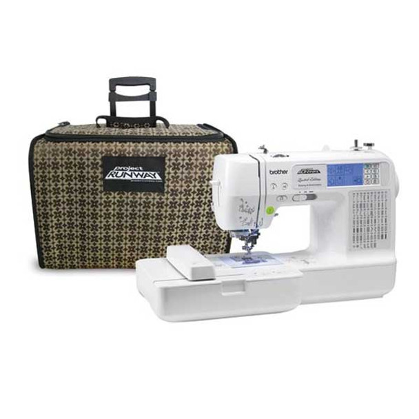 Brother LB6800PRW Sewing Embroidery Machine