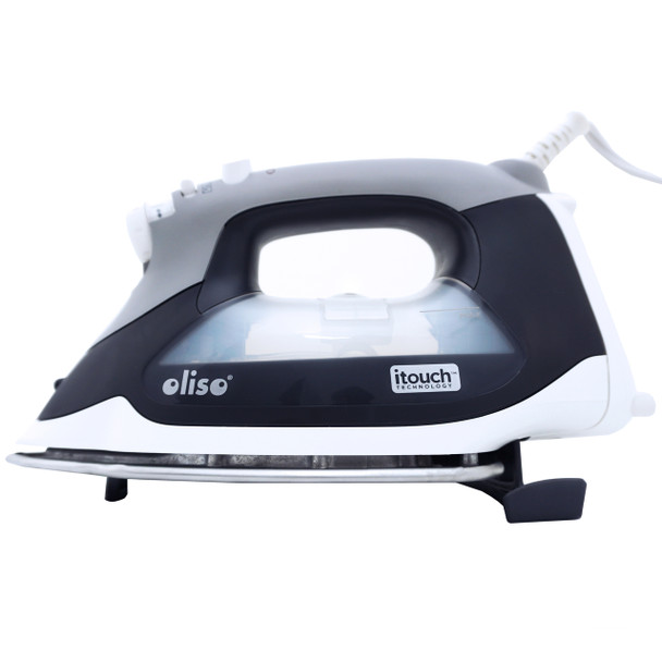 Oliso TG1100 Ultra-Precision Steam Iron - Safety feature to prevent accidental scorching