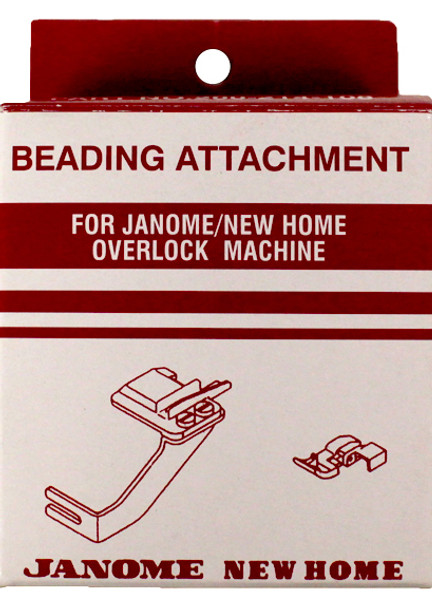 Janome MyLock Serger Beading Attachment