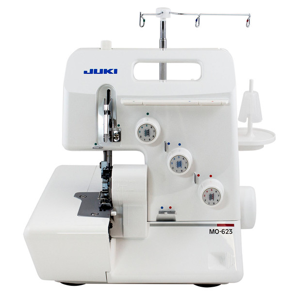 Juki MO-623 Serger Front View