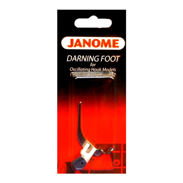 Janome Front-Load - Darning Foot