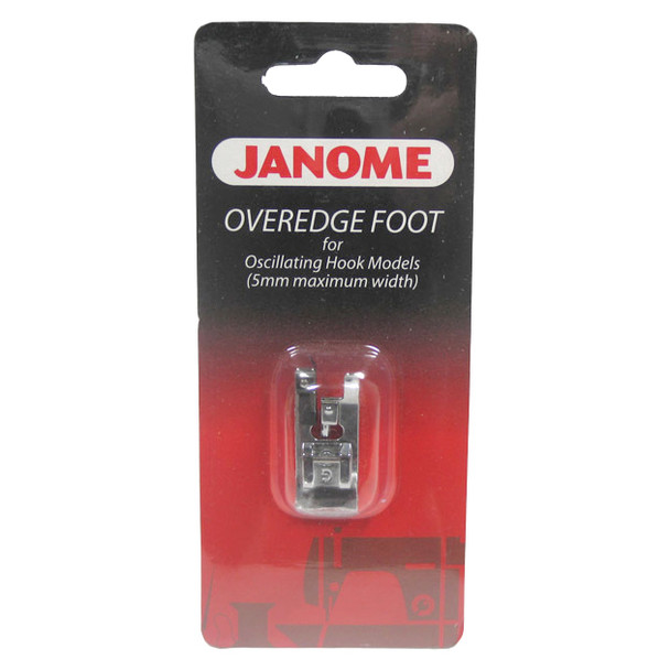 Janome Front-Load - Overcast Foot